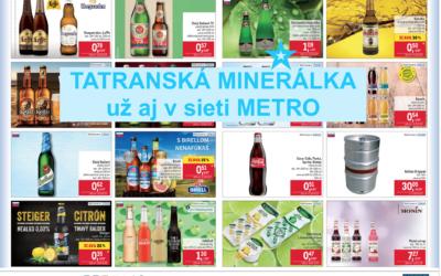 METRO – náš obchodný partner