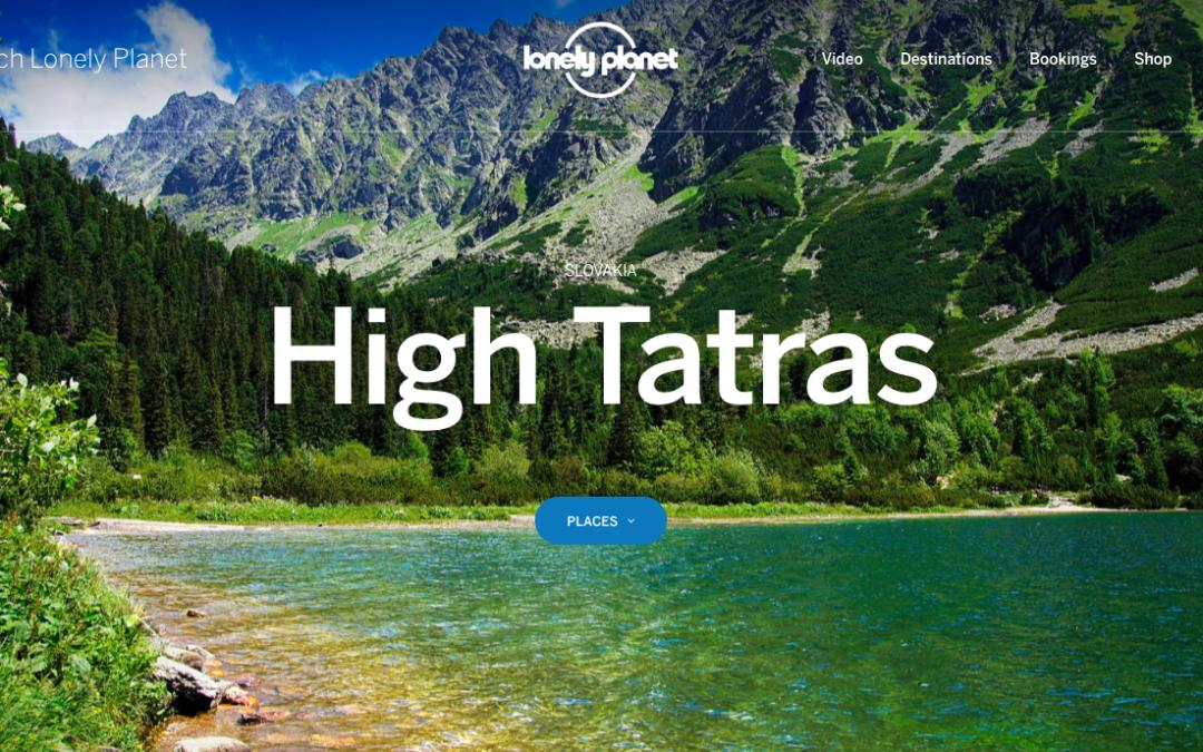 Vysoké a Nízke Tatry kráľujú rebríčku TOP 10 európskych miest, ktoré sa oplatí navštíviť !!!