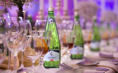 Svadba, ples, maturita… na jedinečnú priležitosť, jedinečná voda