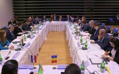 Vo Vysokých Tatrách zasadali ministri poľnohospodárstva Vyšehradskej skupiny