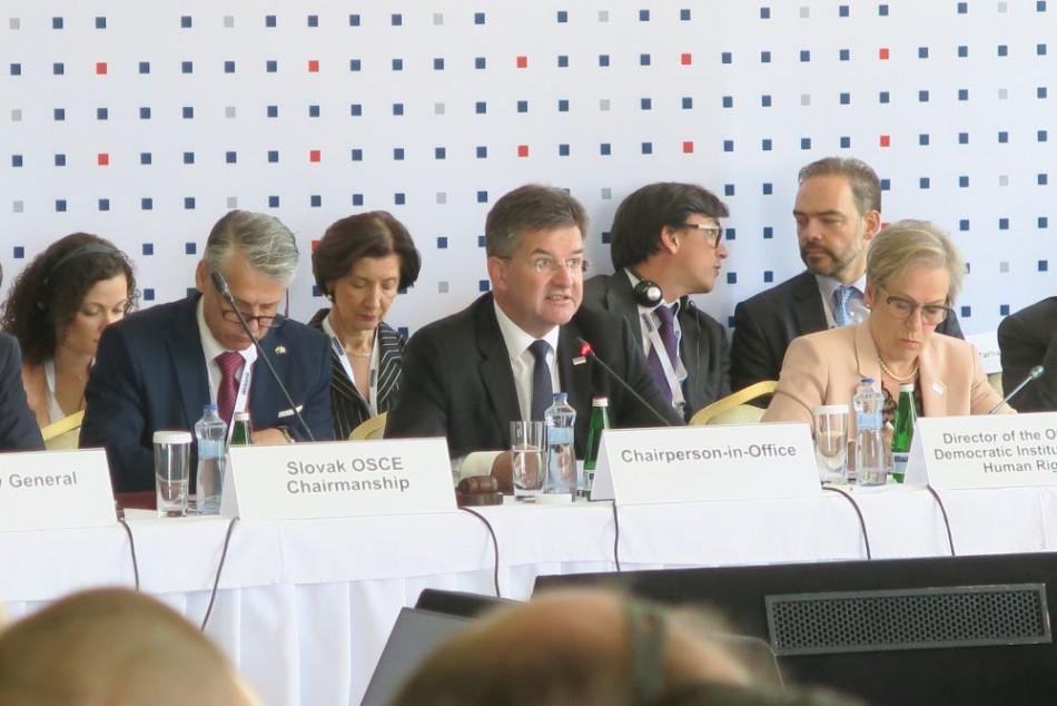 Vo Vysokých Tatrách bolo viac ako 30 ministrov
